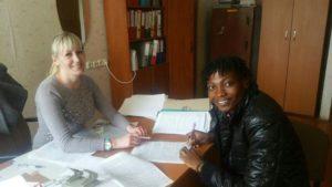 Black Princesses defender Faustina Ampah signs for Belarusian side ZFK MINSK