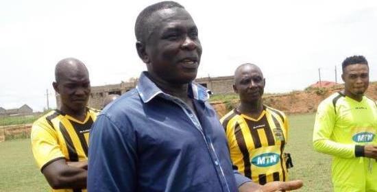 Frimpong Manso to act as interim coach of Kotoko