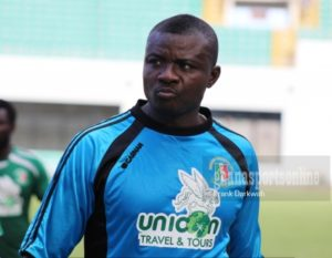 Great Olympics keen on signing former Black stars goalie George Owu