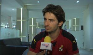 Controversial Spanish video analyst Gerard Nus wont return under Kwesi Appiah