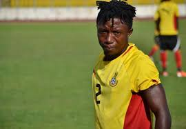BIG BLOW: Aduana Stars captain Godfred Saka ruled out for two weeks with ankle injury