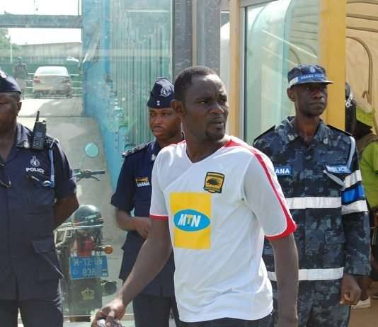 Godwin Ablordey charged to produce beautiful football