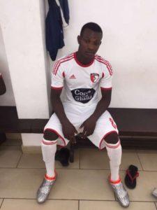 WAFA striker Emmanuel Lomotey eyes Ghana Premier League topscorer