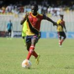 Hearts attacker Isaac Mensah struggling to come to terms with recent injury woes