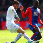 Leicester City boss happy to see Schlupp play week in week out at Crystal Palace