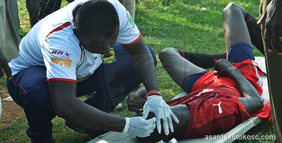 Good gesture as Kotoko medics  saves Bekwai Youth Academy during MTN FA Cup tie