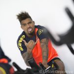 Kevin Prince Boateng to clear his Las Palmas future with club president next week