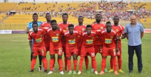 MATCH REPORT: Kotoko continue winless run after 2-1 defeat to Medeama