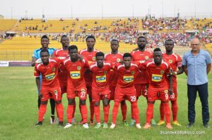 Match Report: Asante Kotoko 0-0 Ebusua Dwarfs - Uninspiring Porcupine Warriors drop points again