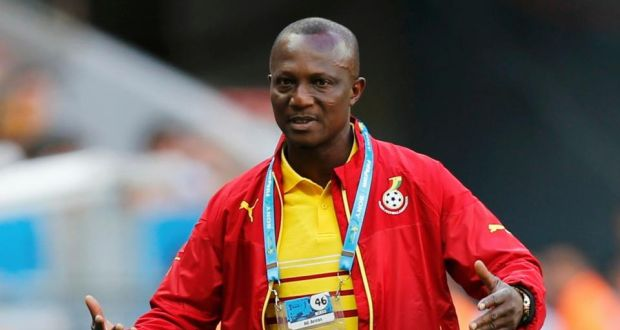 Kwesi Appiah grateful to President Akufo-Addo for a second chance at Black Stars job