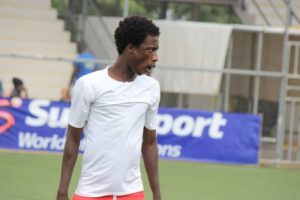 WAFA playmaker Majeed Ashmeru admits premier league top spot comes as a huge surprise