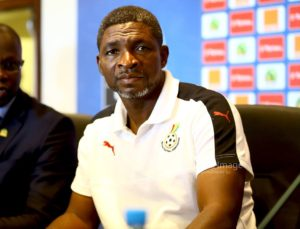 Maxwell Konadu, two others shortlisted for AshGold coaching job