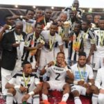 Ghana duo Solomon Asante and Nii Adjei through to CAF Confed. group  stage with TP Mazembe