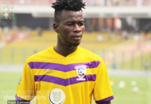 No sympathy for relegation-threatened King Faisal - Medeama midfielder Eric Kwakwa