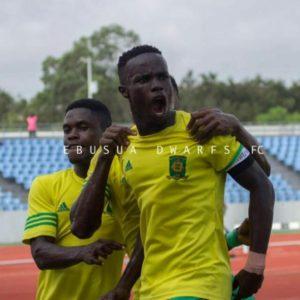 Nicholas Gyan promises to down Asante Kotoko on Sunday