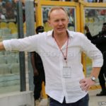 Hearts coach Frank Nuttall thinks Poor pitches in Ghana make the GPL less attractive