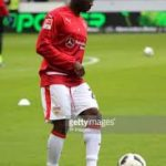 Ebenezer Ofori plays first game for German side VfB Stuttgart