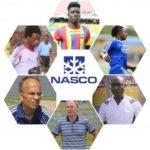 Hearts coach Frank Nuttall, WAFA's Rasmussen and Aduana's Abubakar shortlisted for maiden NASCO coach of the Month