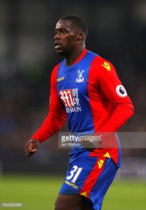 Crystal Palace defender Schlupp lauds teammates and fans after Arsenal win
