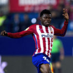 Ghana midfielder Thomas Partey plays in Atletico Madrid draw 1-1 with Real Madrid