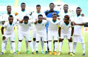 Match Report: Wa All Stars hold Aduana Stars to a 0-0 draw