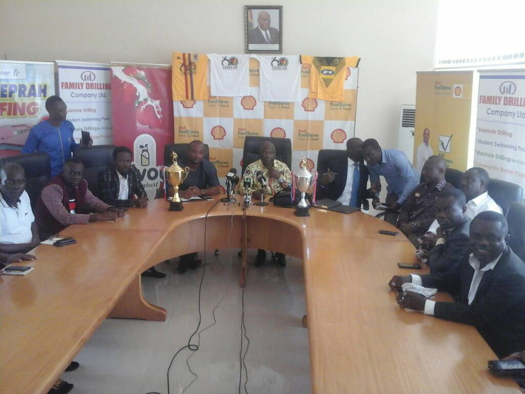 Ghana @60 celebration match between Hearts and Kotoko launched