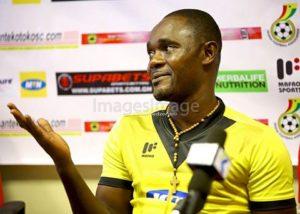 Kotoko appoint Godwin Ablordey as interim coach after sacking Zdravko Logarusic