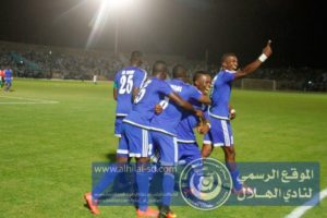 VIDEO: Augustine Okrah keeps up scoring form as his penalty secures Al Hilal vital point