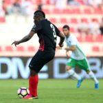 Black Stars captain Asamoah Gyan scores for Al Ahli in 2-2 stalemate with Al Sharjah