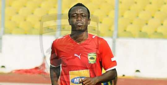 Kotoko midfielder Michael Akuffu attributes team's poor form to bad luck