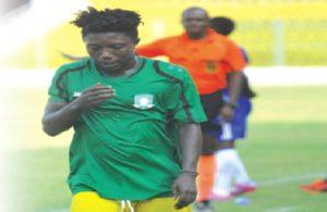 Aduana Stars can win without me - Godfred Saka