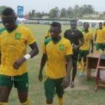 MATCH REPORT: Ebusua Dwarfs 1-1 Tema Youth- Harbour City Boys frustrate Dwarfs