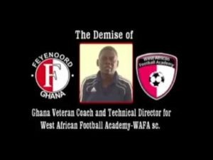 'The Whole' symbolised everything in football — WAFA tribute to Sam Arday