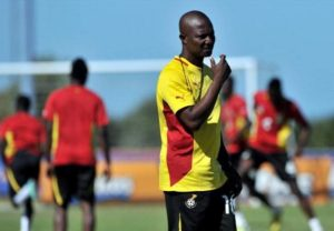 Kwesi Appiah gives an update from his Europe tour