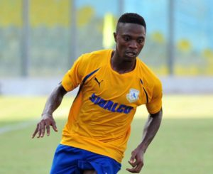 Former Ghana youth star Asiedu Attobrah on Hearts radar- Reports