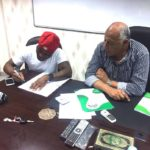 Ghanaian striker Ben Acheampong signs for FC Smouha