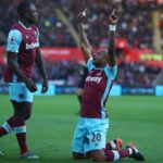Andre Ayew misses out on 2016/17 Betway Hammer of the Year award to Michail Antonio