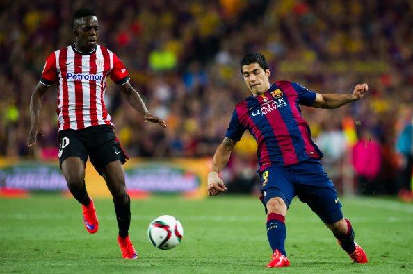 Napoli in mix for Liverpool target Inaki Williams