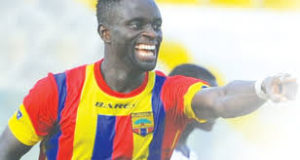 Cosmos Dauda wants to win back fans love