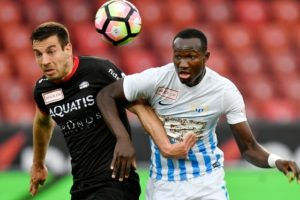 VIDEO: Watch Raphael Dwamena's brace for FC Zurich in Le Mont thrashing