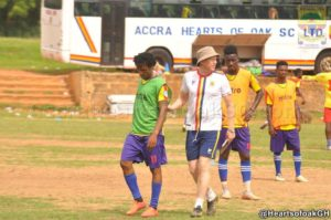 Hearts coach Frank Nuttall insist his boys are highly motivated for WAFA clash