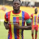 Hearts defender Inusah Musah out for two months