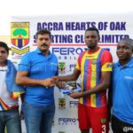 Hearts charged over Fero mobile 'Man of the Match' award