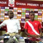 Liberty Coach Ignatius Osei Fosu bemoans the team's inability to score goals