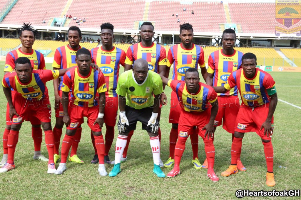 MATCH REPORT: Hearts of Oak thrash Kotoku Royals to progress to FA Cup Round of 16