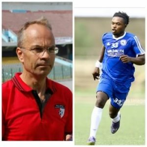 Sarfo, Rasmussen named NASCO player and coach of the month