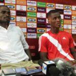 We are motivated to beat Hearts: Ignatius Osei