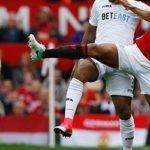 Jordan Ayew happy  with recent fine performances for Swansea City