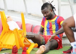 Malik Akowuah and four others fit again for Hearts ahead of WAFA duel