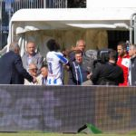 VIDEO: Watch how Sulley Muntari walked off the pitch in response to being racially abused